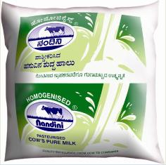 Nandini Homogenized Cow Milk 3