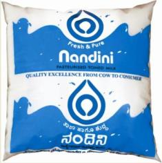 Nandini Toned Milk 1