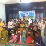 Shimul organized World Milk Day On June 1st 2016 in Davanagere